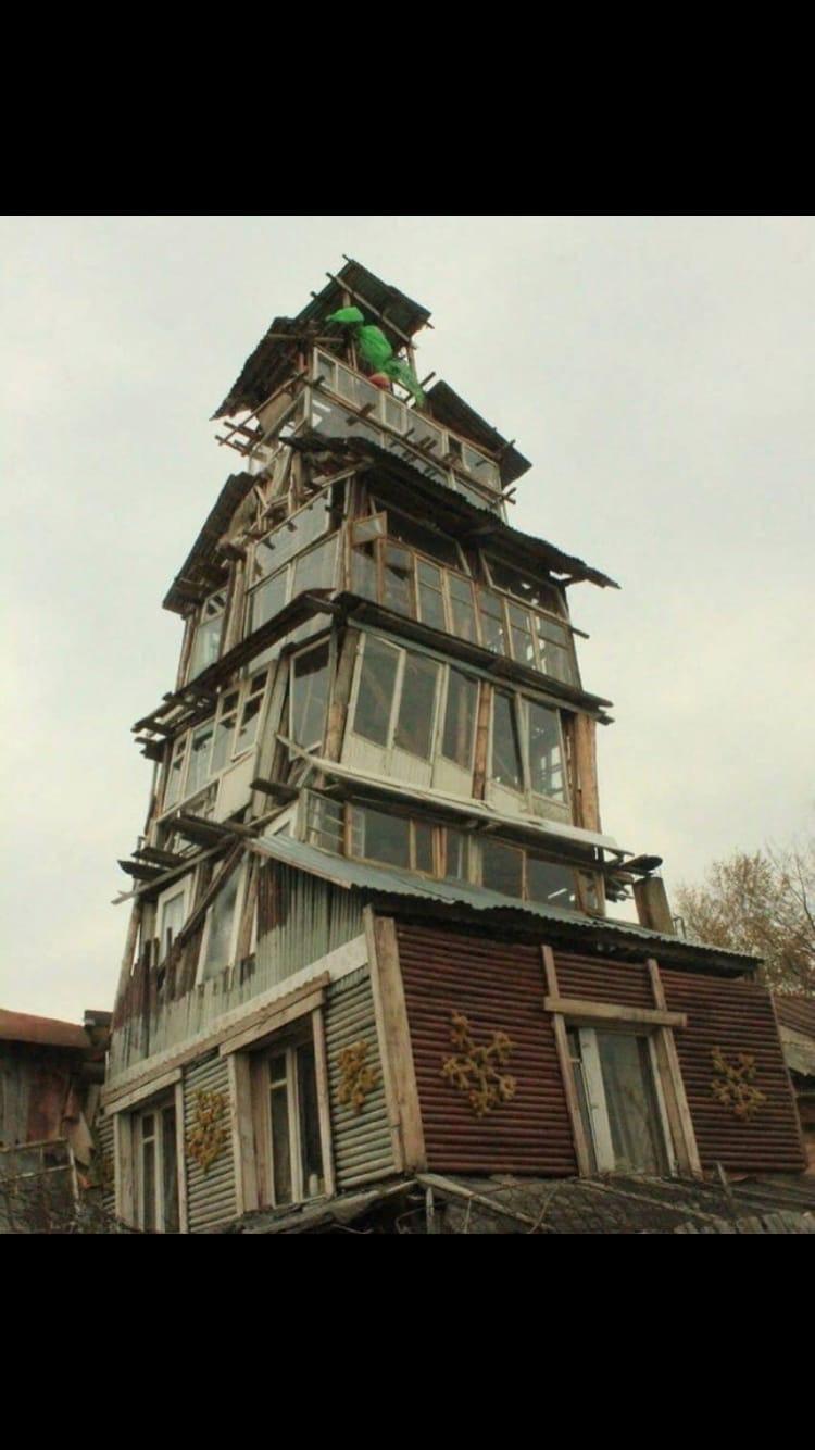 Карелия, посёлок заозерный