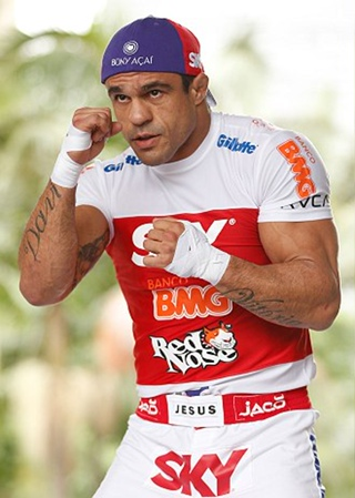 UFC® on FX: Belfort vs Bisping Open Workouts