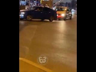 Проспект Масленникова расширили перед выездом на Ново-Сад...