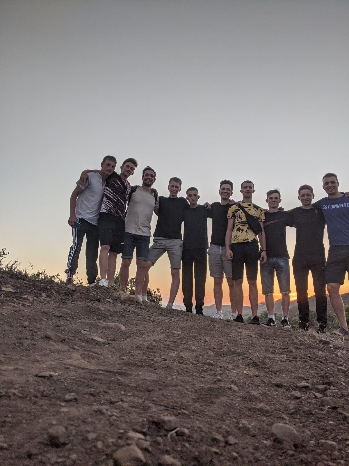 Ребята из Большой Учи — Чемпионы РоссииС