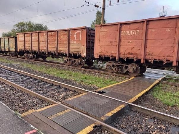 Смертельно опасные поезда.В начале октября, как мы...