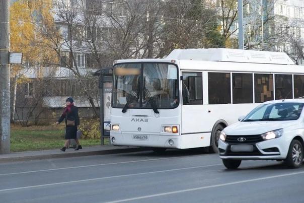 В Самаре по маршруту № 47 пустят вместительные ЛиА...